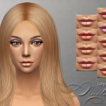 Nastas'ya's Lip gloss 07