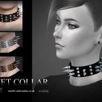 S-Club LL ts4 Rivet collar(F&M)