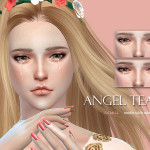 S-Club's Angel Tear for Men and Women.
