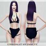 FashionRoyaltySims' Chromat Swimsuit