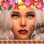 fortunecookie1's Victorias Fortune Aloha Eye Collection