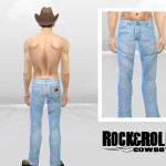 McLayneSims' 1977 Acid Wash Jeans