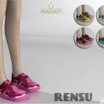 MJ95's Madlen Rensu Sneakers
