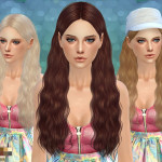 Cazy's Marion – Female Hairstyle