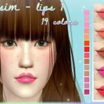 vesim's Lips 1