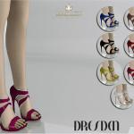 MJ95's Madlen Dresden Shoes
