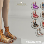 MJ95's Madlen Brugnato Shoes