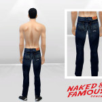 McLayneSims' Thorn Prince Hipster Jeans