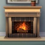 Manoir Classic Fireplace