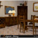 Avignon dining