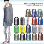 S:imadako tumblr • [Men's long hoodie]DOWNLOAD/MediaFire for…