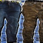 BLVCK LIFE SIMZ 13 New Denim Recolors of Chisami's Slim Fit Jeans !!!