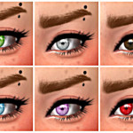 simsbyskye, wundersims contacts #5 converted to ts4. All…