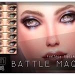 Screaming Mustard's [ Battle Mage ] – Fantasy Eyeshadow