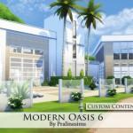 Pralinesims' Modern Oasis 6