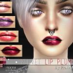 Pralinesims' Velvet Lip Plumper | N21