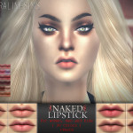 Pralinesims' Naked Lipstick | 30 Colors / N32
