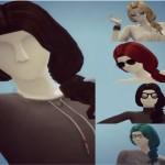 KaloHutcherson's Mannequin Wigs