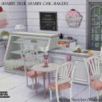 TheNumbersWoman's Shabby Chic True Shabby Bakery