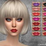 SintikliaSims' Sintiklia – Lipstick 29
