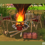 soloriya's Camping set