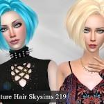 Genius666's Retexture Hair Skysims 219