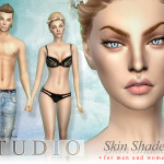 Pralinesims' PS Studio Skin Shades | For men and women