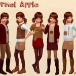 Persephaney's Caramel Apple Set
