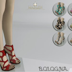 MJ95's Madlen Bologna Shoes