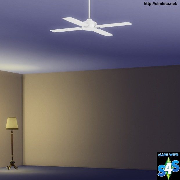 Ceiling Fan Deco Simista A Little Sims 4 Site Sims 4