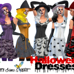 Halloween Dresses – Part 2