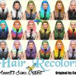 Hair Recolors – Cazy's Hannah
