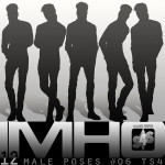 IMHO sims: 12 Male Poses # 06 TS4 by IMHO
