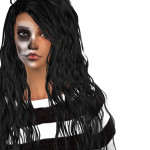 Sims and Sims Houses by Dachs: Stealthic Nightwalker xtra Curly (fixed version)