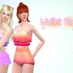 manueapinny: Wullet style swimwear (Edit… | ☂ Babubii – Pinny House ☂
