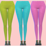 Simlife Riding leggings Pants (an s3 texture)