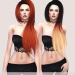 Salem — Sintiklia Hair s22 Lioness Retexture standalone 36…