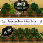 Why not really try Sims4 I said to myself…. • ::UPDATED –  GROOVIN GARDEN PART 2:: Been remaking…