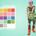 recolors of the rain boots