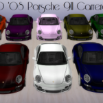 sg5150 2008 Porsche 911 Carrera Sts