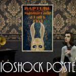 An Unearthly Child — Bioshock posters Requested by @snootypeach Mesh…