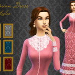 wjewerica's Everyday Victorian Dress by LollaLeeloo