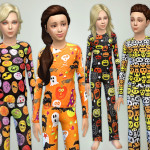 lillka's Halloween Pajama – Set