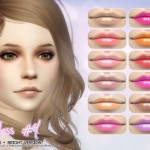 .Aveira.'s Lipgloss #9 – Bright Version