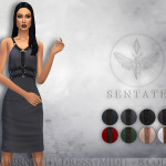 Sentate's Abernathy Dress – Midi Version