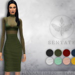 Sentate's Hannah Dress