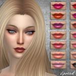 SintikliaSims' Sintiklia – Lipstick 34