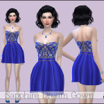 SimGirlNextDoor's Sapphire Dream