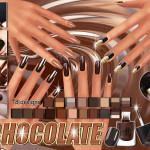 Pinkzombiecupcakes' PZC_Chocolate_Nails_Collection