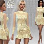 Puresim's Lace Dress